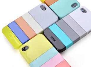 ROCK洛克 苹果4手机壳 彩壳 iphone4/4s 外壳 手机套保护壳 配件,手机壳,