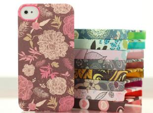 韩版Colo新款苹果4 4s繁花手机保护外壳套 iPhone 4 4s配件 壳子,手机壳,