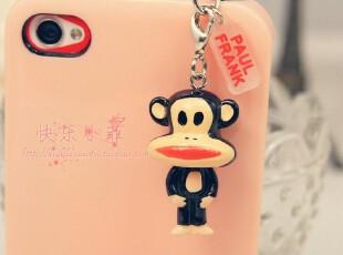 iphone4 iphone4s 大嘴猴 限量 清新 萌 可爱 精致手机防尘塞,手机壳,