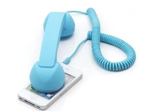 复古COCO 听筒moshi iphone4 ipad听筒 苹果手机外接话筒防辐射,手机壳,