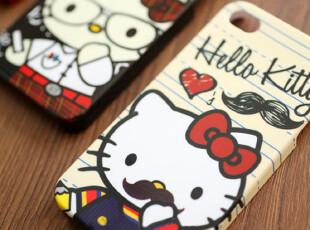 特 Hello Kitty 变装系列 iPhone 4|4S 手机硬壳 3款选,手机壳,