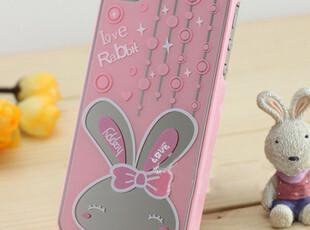 音乐兔 iphone4手机壳 iphone4s手机壳 手机套 苹果4保护壳 外壳,手机壳,