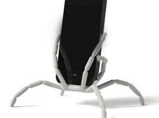 包邮 神奇蜘蛛支架 苹果 iPhone 车载出风口支架 自行车 手机支架,手机壳,