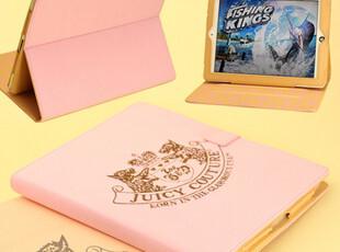 包邮 美国橘滋Juicy Couture Ipad 2皮套 苹果平板电脑保护套A146,手机壳,