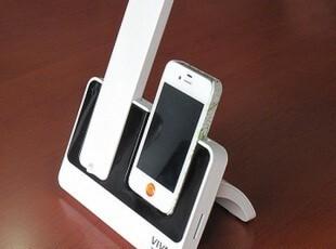 美国VIVA原装正品 苹果iphone4/4S 无线手机话筒+底座抗辐射电话,手机壳,
