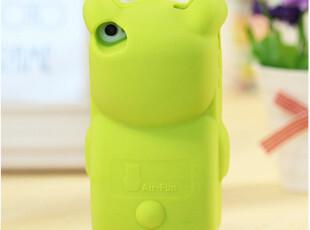 韩国Air-Fun Bear 抗摔熊 iphone4S手机壳 苹果4外壳 硅胶保护套,手机壳,