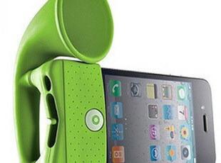 iphone4代 iPhone4s 苹果专用小喇叭 扩音器音响 扬声器 周边产品,手机壳,