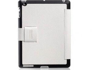 苹果ipad2 i-carer 超薄真皮皮套 保护套 保护壳 支架功能 正品,手机壳,