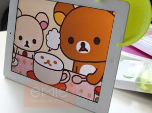 iear iPad配件 创意 苹果周边 扩音 iPad2音箱音响 免电EMIE,手机壳,
