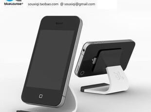 美国Milo 微吸技术 iPhone 4/4s 手机支架 创意吸盘手机座,手机壳,