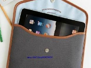 韩国原产ipad保护套/精美智能多用包/平板计算机包/上网本包/5色,手机壳,