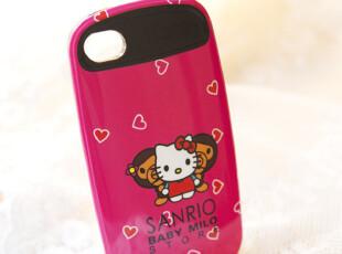 【满6件包邮】韩国iface2代iphone4 4S烤漆跑车流线型手机保护壳,手机壳,