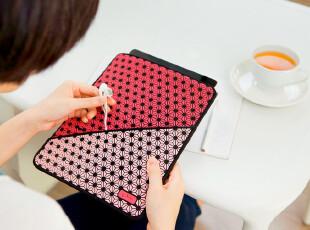 台湾BONE 正品 new pad/iPad2 平板电脑包 内胆包 Starflake,手机壳,