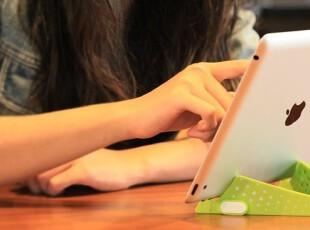苹果iPad1/2懒人支架底座便携式双角度脚架台湾bone正品Duo Stand,手机壳,