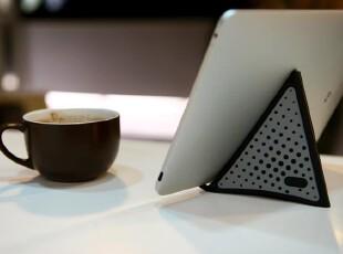 苹果iPad1/2懒人支架折叠便携式底座台湾bone正品Folding Stand,手机壳,