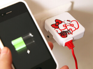 日本 卡通 彩色电线 苹果产品通用 充电器 十款选,手机壳,