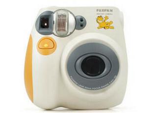 【开学季】富士拍立得 mini7s 相机 加菲猫限量版 mini 7S 立拍得,拍立得,