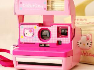 【色影器材行】宝丽来 Hello Kitty 600 限量版 一次成像相机,拍立得,