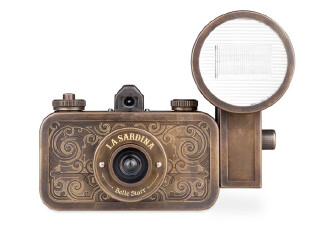 LOMO相机 La Sardina Camera & Flash - Belle Starr 135胶卷,拍立得,