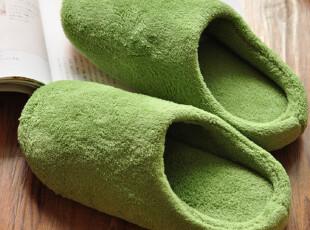 日系girl 保暖 珊瑚绒 居家地板拖鞋 无声棉拖 可机洗(⊙o⊙),拖鞋,