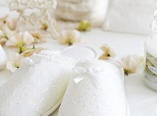 『韩国网站代购』素女的优雅 完美细节感刺绣拖鞋,拖鞋,