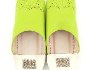 JUJU日本代购 pilliq WingSlip,拖鞋,