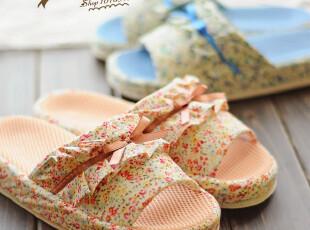 原单多样屋可爱夏天拖鞋 居家家居拖鞋室内拖鞋 木地板拖鞋 夏季,拖鞋,