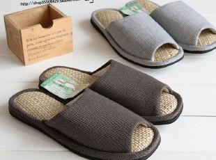 出口日本 男款高品质家居拖鞋 男款舒适地板拖鞋出口居家日单拖鞋,拖鞋,