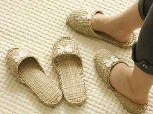 『韩国网站代购』简单生活 静静绽放 青草阳光味道拖鞋,拖鞋,