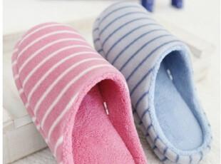 特价5折包邮!韩国进口布艺拖鞋棉拖冬季情侣拖鞋家居鞋,拖鞋,