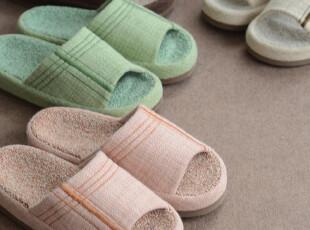 新品 全日本进口面料盆底拖鞋秋季拖鞋情侣拖鞋居家拖鞋家居拖鞋,拖鞋,