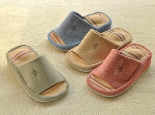出口日本 美腿健康瘦身棉拖鞋 家居减肥拖鞋夏季居家按摩凉拖鞋,拖鞋,