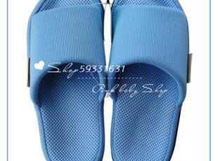家居拖鞋浅蓝色按摩脚趾消除头痛 盆底按摩拖鞋女夏地板室内居家,拖鞋,