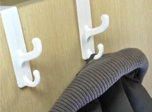 E7984 简家 三金冠 门背式衣物双挂钩 两枚装,挂钩,
