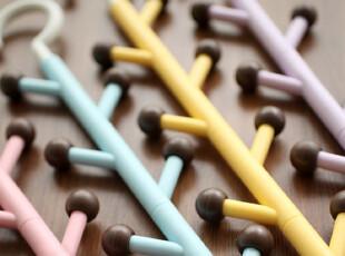 日单 特 糖果色杂物轻质杂物挂钩| 节节高 4色选,挂钩,