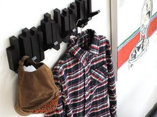 Umbra sticks multi hook 挂钩 (黑色/白色),挂钩,