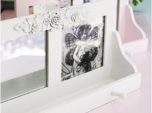 韩国代购  装饰壁挂收纳架 /挂钩/镜子/相框/收纳架,挂钩,