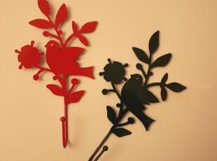 镀彩漆系列产品-铁艺挂钩 多功能挂钩 装饰品 窗帘挂钩 一套,挂钩,