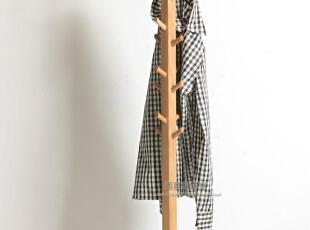 出口欧洲原单家具/实木橡木柞木/100%全实木/衣帽架,挂钩,