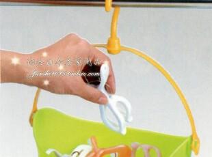 日本进口家居小挂篮 提手杂物篮 挂钩收纳篮 杆子收纳筐,挂钩,