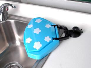 热销创意家居厨房水槽周边韩版垃圾袋挂钩垃圾架带盖带吸盘式挂钩,挂钩,