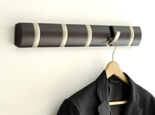 专柜正版 加拿大Umbra 木质挂衣钩 挂钩 三色可选,挂钩,