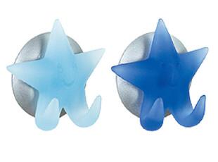【欧洲时尚卫浴】Spirella卡通海星浴室装饰挂钩/粘钩,挂钩,