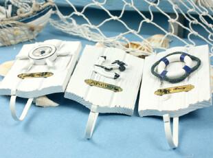 圣托菲 时尚 地中海风格 原木挂钩 单钩 壁饰 挂饰 家居装饰品,挂钩,