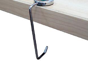 微净正品日本包包磁铁挂钩 不锈钢无痕粘钩 2KG创意便利挂物钩子,挂钩,