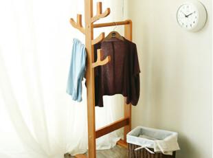 【天猫原创】奥汀堡家具 可爱造型衣帽架挂衣架AB001,挂钩,