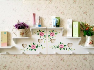 电视背景墙 隔板 装饰架 置物架 壁架 创意家具实木宜家搁板时尚,收纳架,