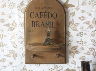 特价 欧式实木创意半圆搁板 壁架 壁挂 置物架 装饰架 挂钩装饰,收纳架,