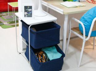 凯撒豪庭 现代抽屉收纳架 布抽储物架 桌底收藏架 实用小家具CT,收纳架,