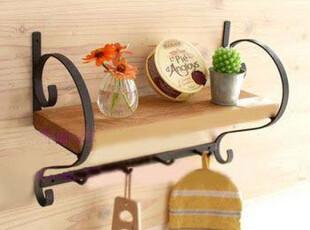 特价 欧式铁艺浴室置物架 壁挂架 隔板置物架 托架 定做,收纳架,